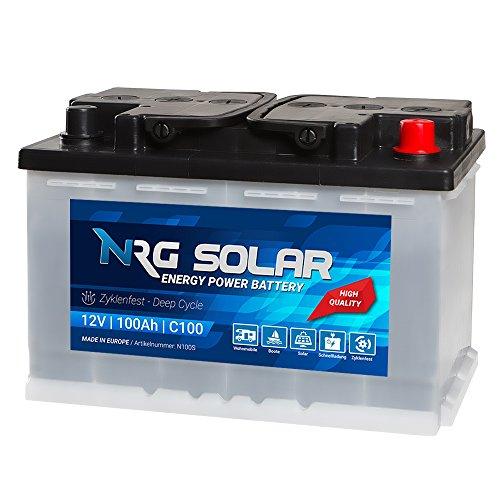 NRG-SOLAR-12V-100Ah-Solarbatterie-Boot-Versorgungsbatterie-Verbraucher-Batterie