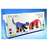 Pleo Dinosaur - A UGOBE Life Form (Blue)