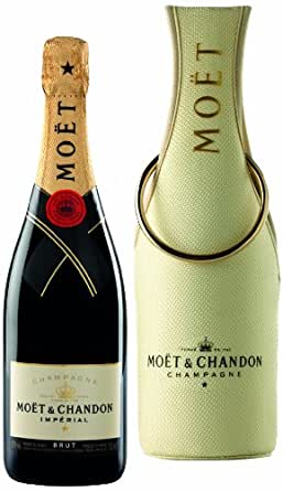 Moët & Chandon Imperial Iso Suit Champagner brut, 1 Flasche (1 x 750 ml)