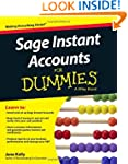 Sage Instant Accounts For Dummies (Fo...