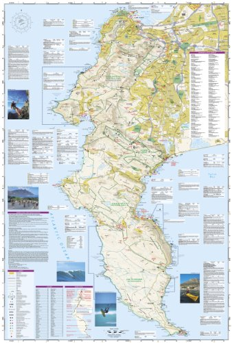 **Cape Town & South Africa (National Geographic Adventure Map)