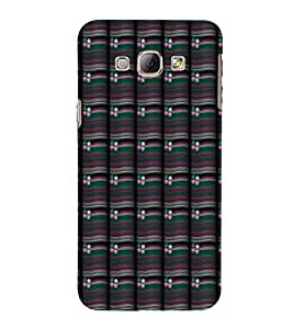 EPICCASE rivery flower Mobile Back Case Cover For Samsung Galaxy A8 (Designer Case)