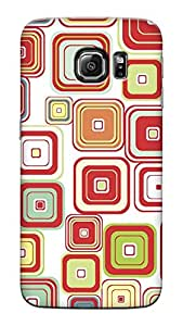 Blink Ideas Back Cover for Samsung Galaxy S6