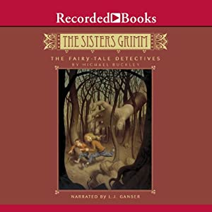 The Fairy-Tale Detectives Audiobook