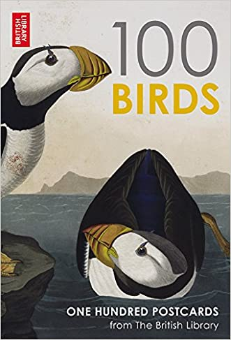 British Library 100 Birds: One Hundred Postcards