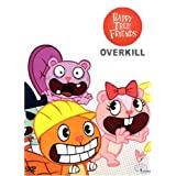 "Happy Tree Friends: Overkill (3 DVDs)von ""Kenn Navarro"""