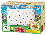 Nintendo 3DS XL  - Konsole, wei�  + Animal Crossing (vorinstalliert) - Limitierte Edition