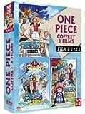 One Piece coffret film #1 - Blu-ray