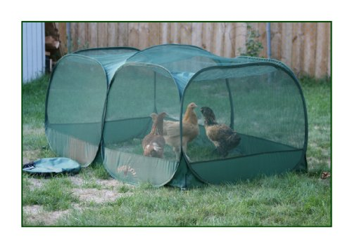 Peck And Play Portable Chicken Enclosure front-62664