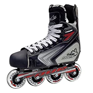 Tour Hockey Thor 909 Pro Inline Roller Hockey Skates - Tour Hockey by Tour Hockey