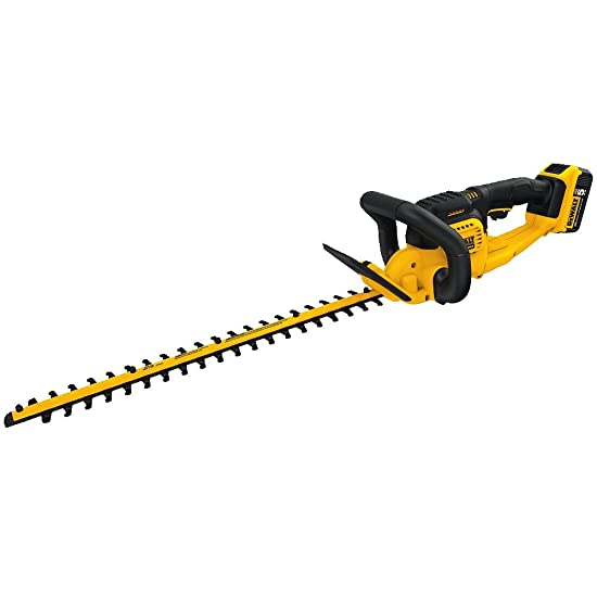 Dewalt DCHT820P1 Hedge Trimmer Review