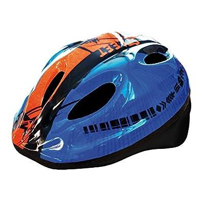 MV-TEK boy's Street Cycle Helmet-blue Medium (child) Helmets/Cycle Helmet boy model Street Children blue size M (Helmets) by MV-TEK