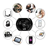IPERprice - Prodotto del Giorno 27 Settembre 2016: Avantree Pre-paired 2 PCS Bluetooth Audio Transmitter and Receiver for Wireless Streaming Audio from TV DVD Via Old Home Stereo or Wired Headphones - Saturn Set - Foto 5