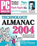 img - for PC Magazine Technology Almanac 2004 book / textbook / text book
