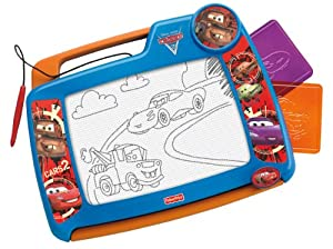 Fisher Price Disney/Pixar Cars 2 Doodle Pro