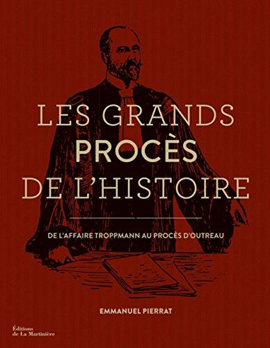 Les grands procès de l'histoire