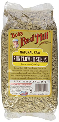 Bob's Red Mill Raw Shelled Sunflower Seeds 20 oz