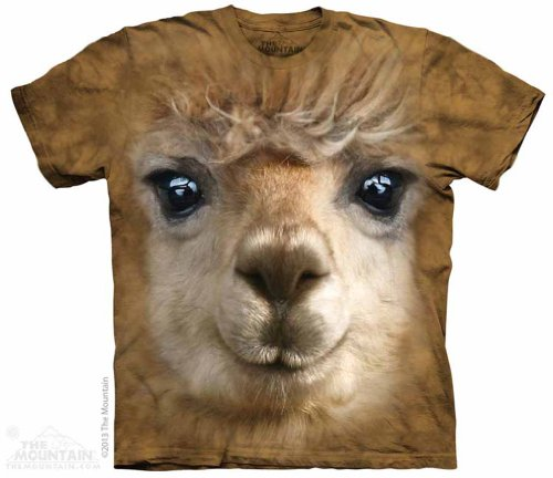 Alpaca gifts - t shirts