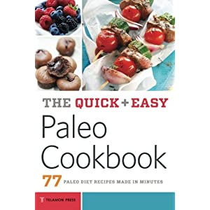 Quick & Easy Paleo Cookbo Livre en Ligne - Telecharger Ebook