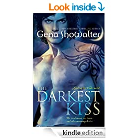 The Darkest Kiss (Lords of the Underworld - Book 2)