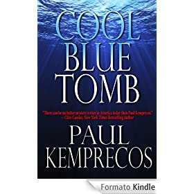 Cool Blue Tomb (Aristotle Socarides series Book 1) (English Edition)