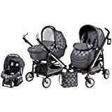 Peg Perego 2012 Switch Four Modular System - Pois Grey