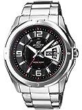 Casio Edifice Herren-Armbanduhr Analog Quarz EF-129D-1AVEF