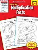Scholastic Success with Multiplication Facts, Grades 3-4