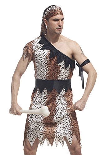 Ace Halloween Men's Indian Tribe Native American Costume