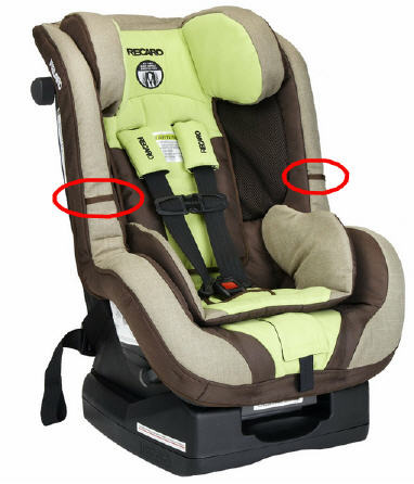 best review of recaro proride convertible car seat blue opal booster car seat reviews. Black Bedroom Furniture Sets. Home Design Ideas