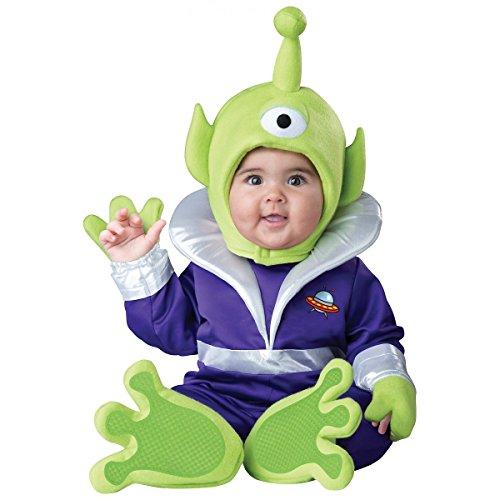 GSG Alien Costume Baby Martian Toy Halloween Fancy Dress (Alien Baby Costume)