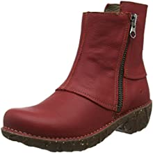 Comprar El Naturalista Ne28 Soft Grain Tibet / Yggdrasil, Botas Efecto Arrugado para Mujer