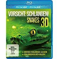 Snakes 3D - Vorsicht: