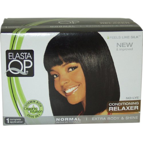 Elasta QP No Lye Conditioning Relaxer Kit, Normal, 1 Application, 7 Count (Elasta Qp Conditioning Shampoo compare prices)