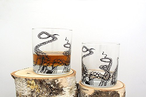 Octopus Tentacle Rock Glasses -
