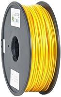 eSun PLA 3D Printer Filament, 3 mm Diameter, 1 kg Spool, Gold from Shenzhen Esun Industrial Co., Ltd.