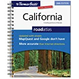 California Road Atlas (Thomas Guide California Road Atlas & Driver's Guide)by Rand McNally