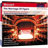 Mozart: The Marriage Of Figaro [3CD Box Set]