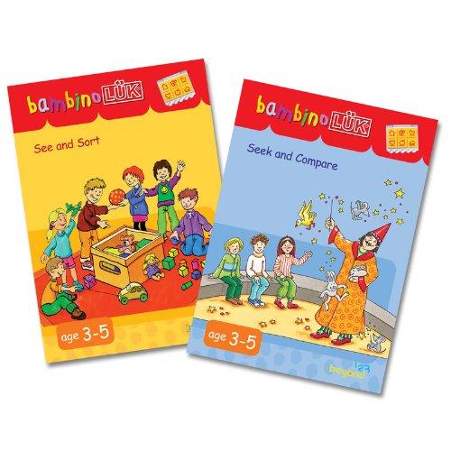 bambinoLUK Early Learning - Visual Perception 1