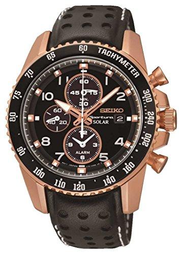 seiko-sportura-mens-black-leather-chronograph-watch-ssc274p9