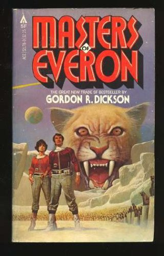 Masters of Everon, Dickson,Gordon R.