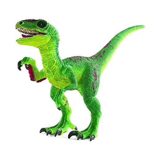 Schleich Velociraptortoy Figure, Green