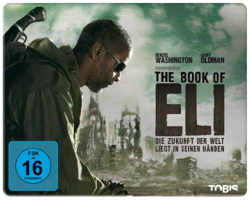 The Book of Eli-Quer Steelbook [Blu-ray] [Import allemand]