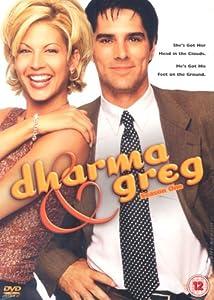 Dharma and Greg - Series 1 [DVD] [1997]