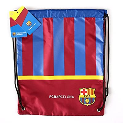 FC Barcelona Drawstring Sackpack Pouches Shoes Bag FCB-AC001