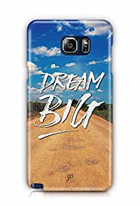 YuBingo Dream BIG Designer Mobile Case Back Cover for Samsung Galaxy Note 5