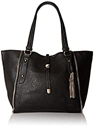 Jessica Simpson Womem\'s Sienna Tote Bag - Black
