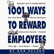 1001 Ways to Reward Employees | [Bob Nelson]