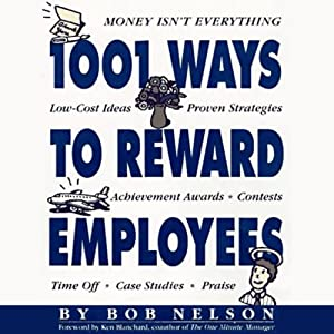 1001 Ways to Reward Employees Audiobook