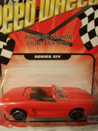 Speed Wheels Mustang Mach III (Series XIV)